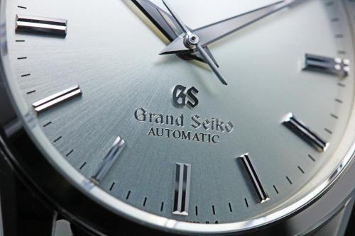 SBGR007 グランドセイコーの腕時計のデザインは非常にシンプル