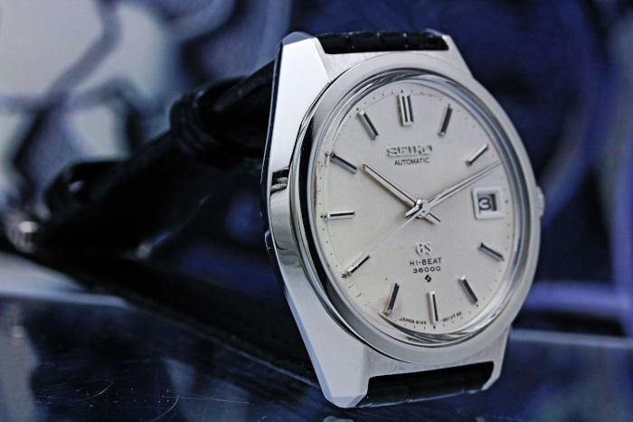 Grand Seiko 61GS Hi-Beat 6145-8000 Cal.6145A