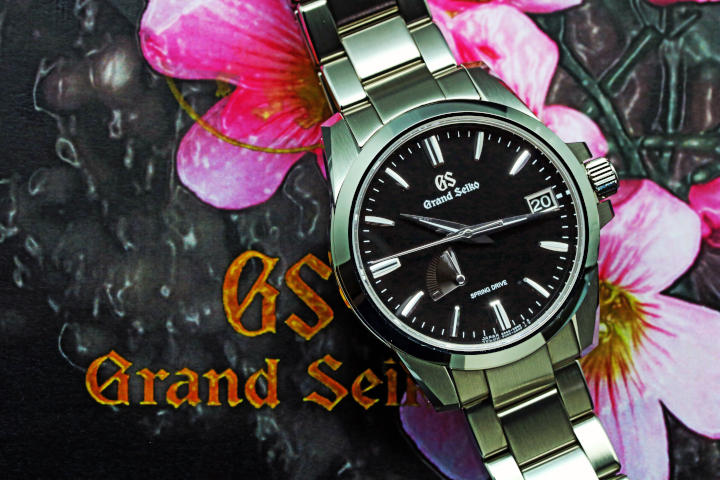 Grand Seiko 9R Spring Drive SBGA227