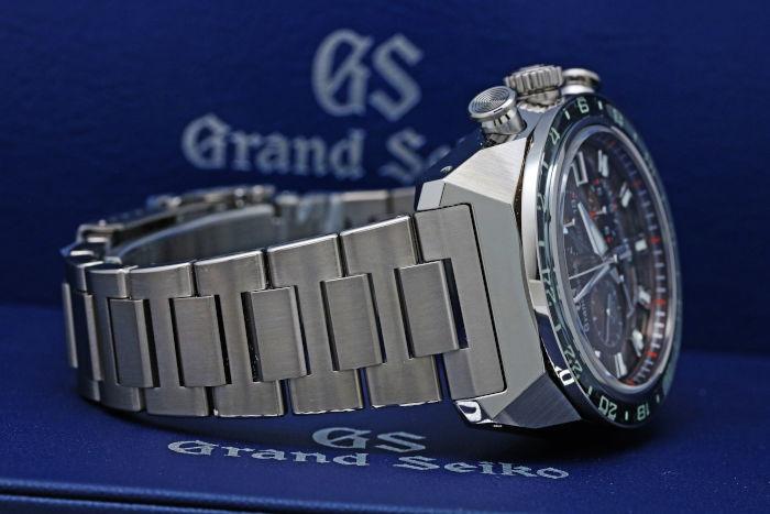 グランドセイコー スポーツコレクション スプリングドライブ20周年記念限定モデル SBGC231