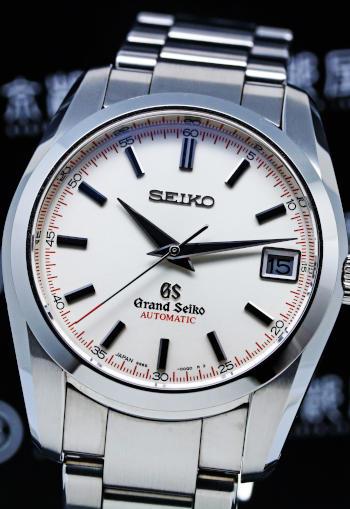 Seiko SBGR071- Watch Details