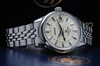 Grand Seiko Automatic SBGM003 Mechanical GMT Japan Made Watch