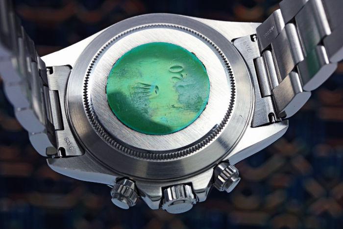 ロレックス デイトナ 16520 U番1997年 トリチウム夜光 エルプリ