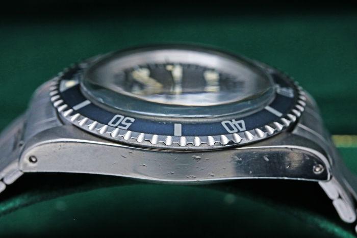 ロレックス サブマリーナー Ref.5513 フィートファースト 1971年製 自動巻き Cal.1520 オーバーホール済み