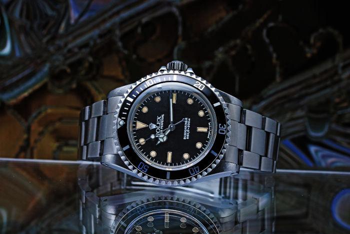 ロレックス サブマリーナー Ref.5513 1986年製