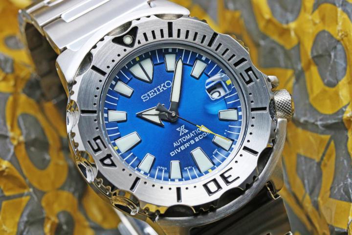 Seiko Prospex SBDC067 Blue Coral Reef