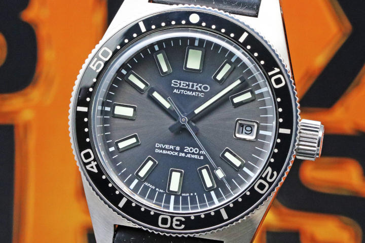 Seiko's first ever diver's watch is re-born in Prospex SBDX019
