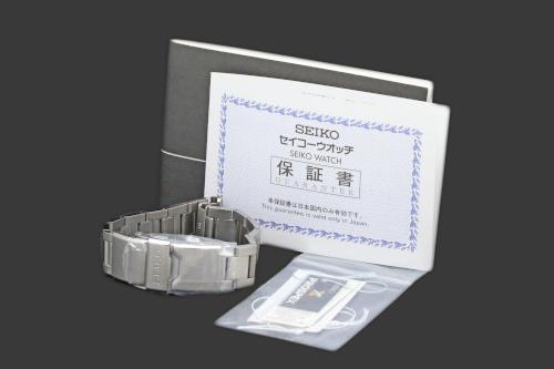 SBDX019 Warranty card