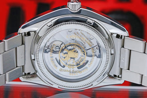 Grand Seiko Limited Edition Brown SBGR311