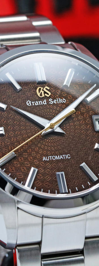 A closer look at the Grand Seiko SBGR311