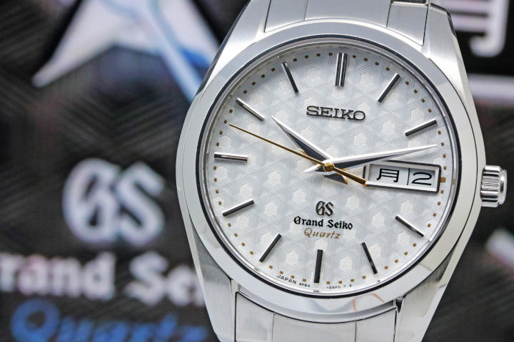 Pre-owned Grand Seiko Reference number SBGT033