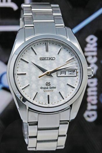Grand Seiko quartz SBGT033