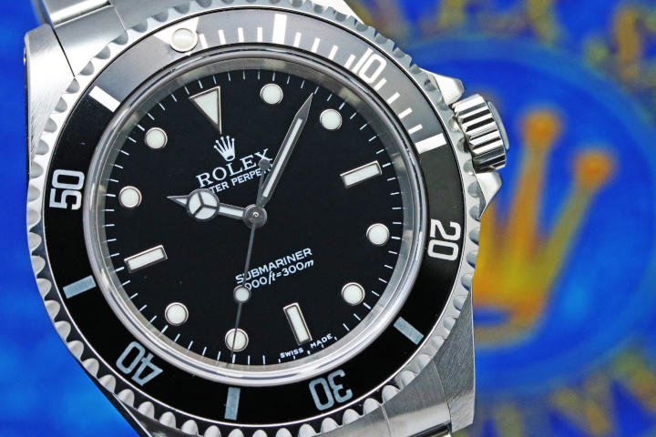 14060M Best Rolex Submariner Review