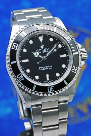 ROLEX SUBMARINER Ref.14060M 40mm