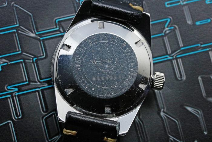 セイコー 150mダイバー 1stモデル Ref.6217-8001 自動巻き オーバーホール済み
