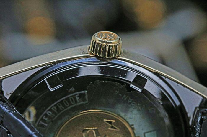 グランドセイコー 45GS Ref.4522-8000 キャップゴールド 1970年12月製造 手巻き オーバーホール済み