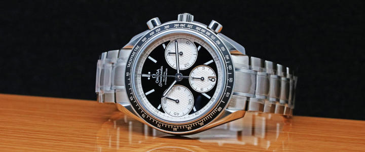 Watch 326.30.40.50.01.002. COSC-certified Omega automatic
