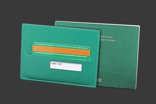 ロレックス デイトナ 116520 Gカード