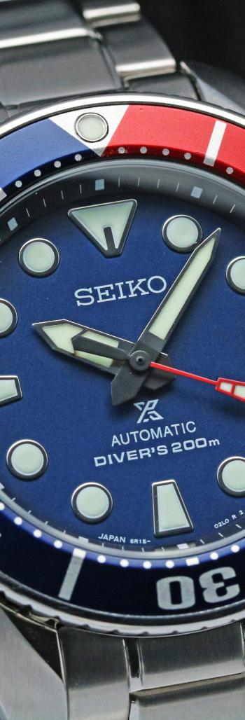 SEIKO Automatic 6R15