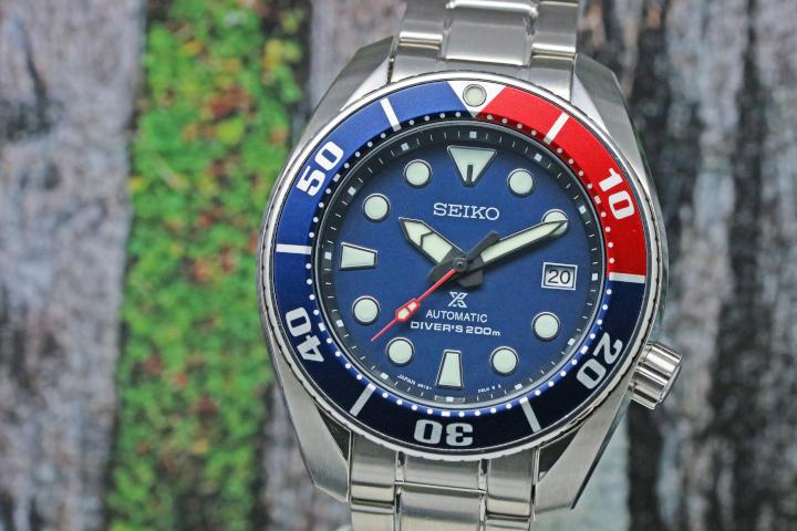 Seiko Prospex SBDC057 6R15 Mechanical 200m Diver