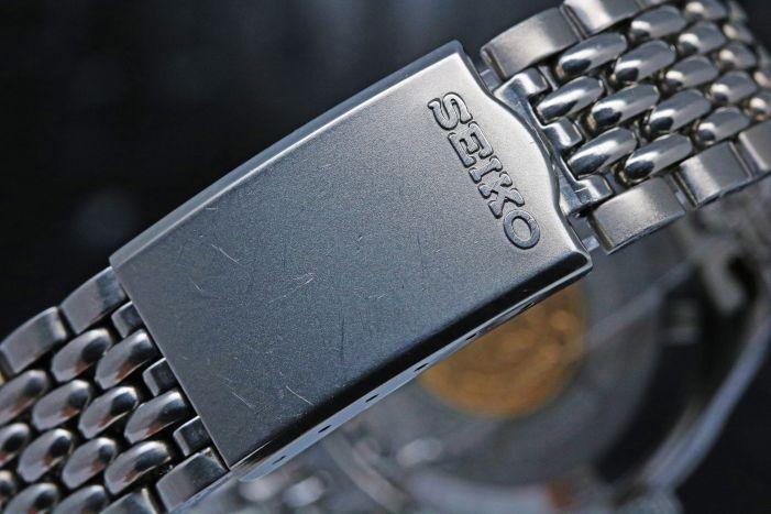 セイコー キングセイコー 44クロノメーター 4420-9990 1965年10月製造 ステンレス 手巻き オーバーホール済み