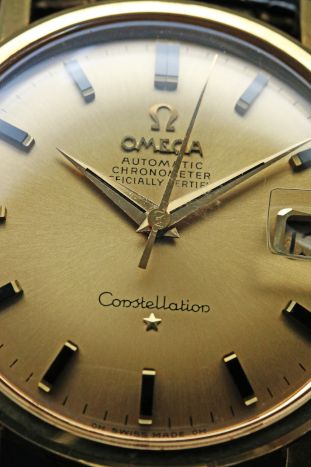 オメガ コンステレーション 168.010 Cal.564 自動巻き 整備済み