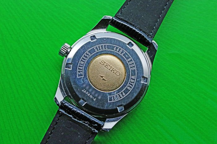 セイコー 44キングセイコー デイト 4402-8000 GSメダリオン 1968年5月 手巻 オーバーホール済み