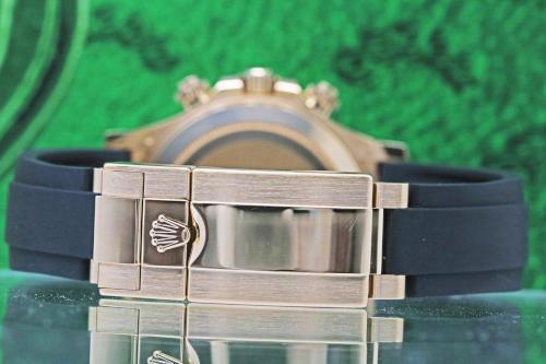 116518LN  Bracelet material Rubber