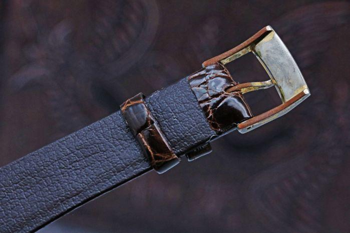 グランドセイコー 61GS 6146-8000 初期モデル キャップゴールド 自動巻き SEIKO尾錠 オーバーホール済み