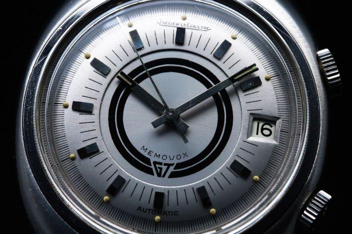 ジャガールクルト メモボックス GT Ref.E861 バンパー式 自動巻 Cal.K825 デイト JLブレス付