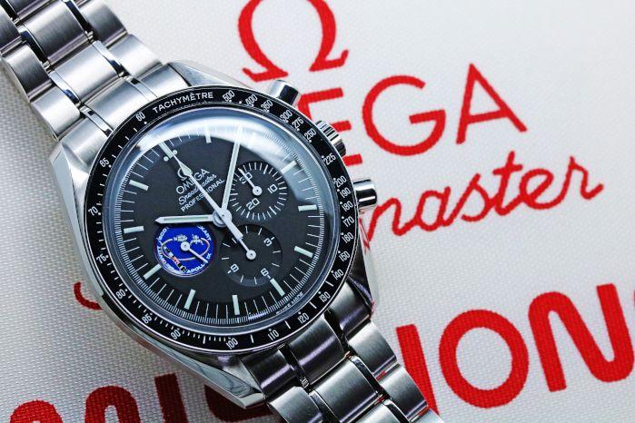 オメガ スピードマスター プロフェッショナル ミッションズ アポロ9号 3597.13 150本限定