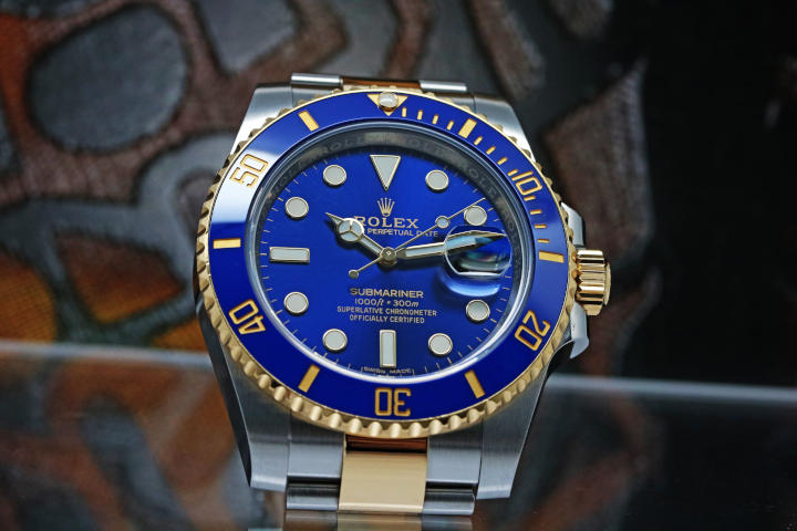 Pre-Owned and Used Rolex Submariner