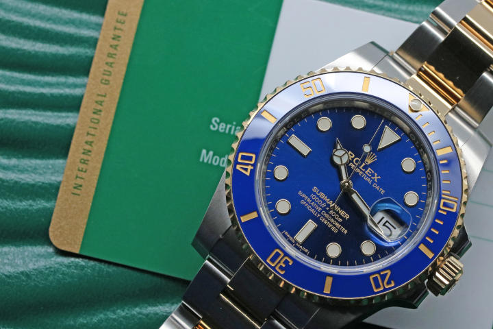 Pre-Owned Rolex 116613LB