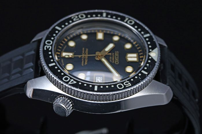 Seiko PROFESSIONAL DIVER 300m 6159-7000 HI-BEAT 1968 44mm