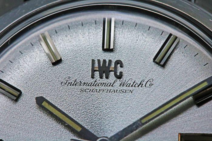 インターナショナルウォッチカンパニー(IWC) インヂュニア Ref.866AD Cal.8541B