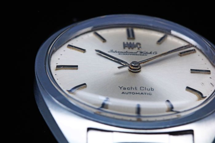IWC Yacht Club Ref.R811 [ANTIQUE]