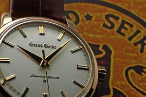 グランドセイコー 創業120周年記念モデル 世界限定300本 SBGW004 9S54-0010
