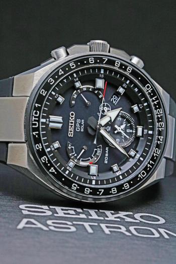 Seiko Astron SBXB169 GPS Solar Dual time