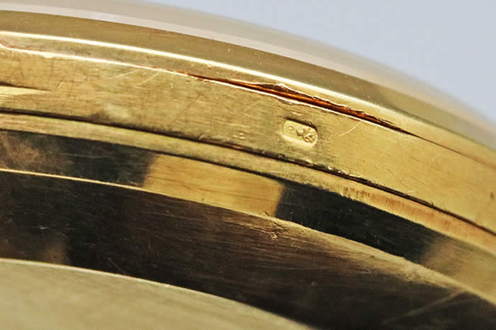 IWC インターナショナルウォッチカンパニー オートマチック イエローゴールド Cal.852 オールドインター 1958年