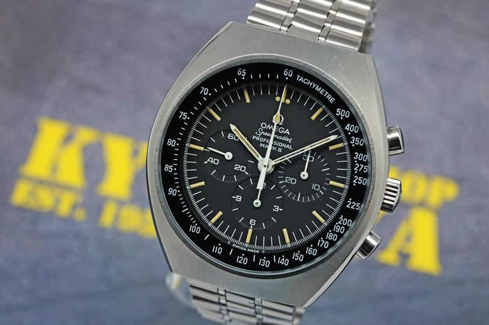 オメガ スピードマスタープロフェッショナル・マーク2 Ref.145.014 Cal.861 手巻き オーバーホール済み