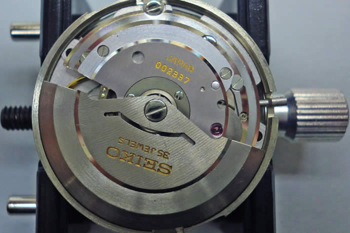 セイコー 300mダイバー Ref.6215-7000 62ダイバー カウントダウンベゼル Cal.6215 1967年5月製造 ワンピースケース