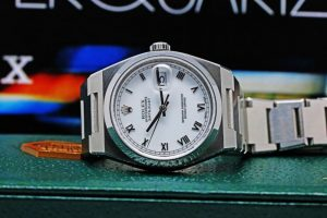 Rolex OysterQuartz DateJust 17000A ALL NEW