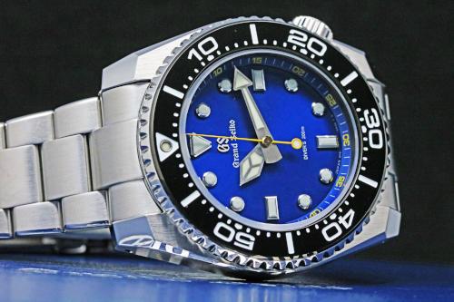 Grand Seiko Quartz SBGX337 200M Diver