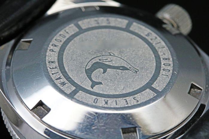 セイコー 150mダイバー1stモデル Ref.6217-8001 1966年9月製造 自動巻き オーバーホール済み