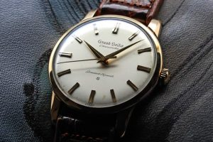 GRAND SEIKO 1st MODEL Ref.J14070 Cal.3180 1960