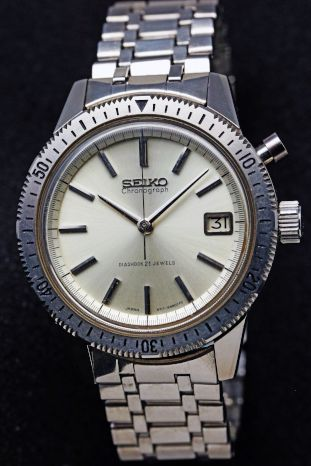 Seiko 5717-8990 Vintage Single-hand Chronograph Cal.5717A 37mm