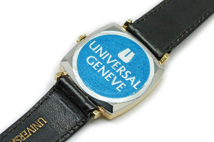 Universal Geneve Micro-rotor Automatic