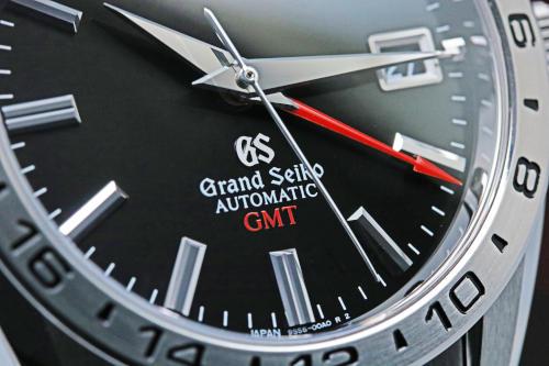 SBGM001 Dial black
