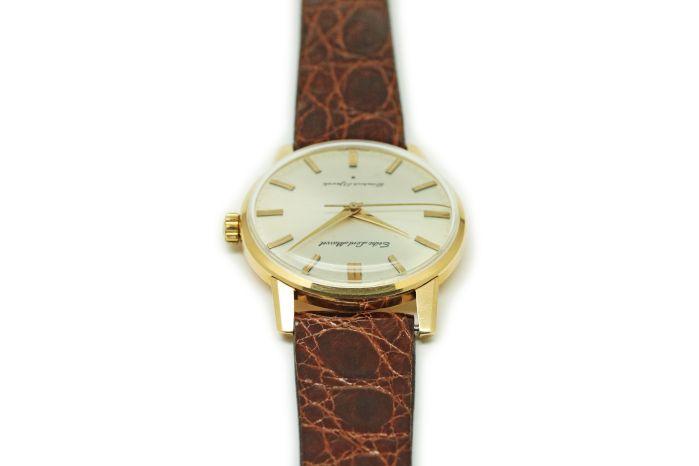 セイコー ロード マーベル 18金無垢 Ref.15027 1964年製 手巻き シルバーダイヤル