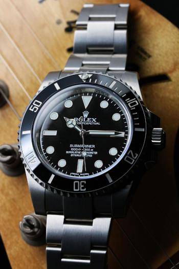 rolex submariner 114060 price